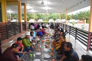 Iftar Ramadhan Ladang Seraya 22 Mei 2019