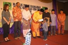 Iftar Ramadan 1438H