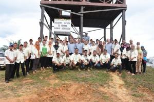 Board of Directors Members Visit to Benta Wawasan Sdn Bhd Estates and Palm Oil Mill /26-27 January 2019