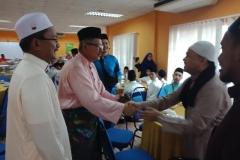 Majlis Iftar Ramadhan 2018 - Ketibaan Ketua Pegawai Eksekutif BWSB