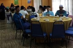 Majlis Iftar Ramadhan 2018 - Ketibaan Pegawai dan Anak-anak Yatim daripada Persatuan Kebajikan Anak Yatim Islam Tawau (PRAY)