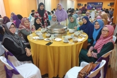 Majlis Iftar Ramadhan 2018 - Pegawai-Pegawai BWSB