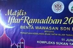 Majlis Iftar Ramadhan 2018 - Welcome