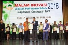 Malam Inovasi 2018 Jabatan Perhutanan Sabah