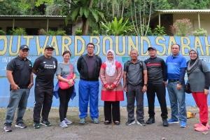 Management Team Building, Outward Bound School, Kinarut Sabah / 30-31 January 2019