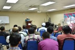 Program Perkongsian Ilmu bersama Ustaz Mohammad Bin Othman,